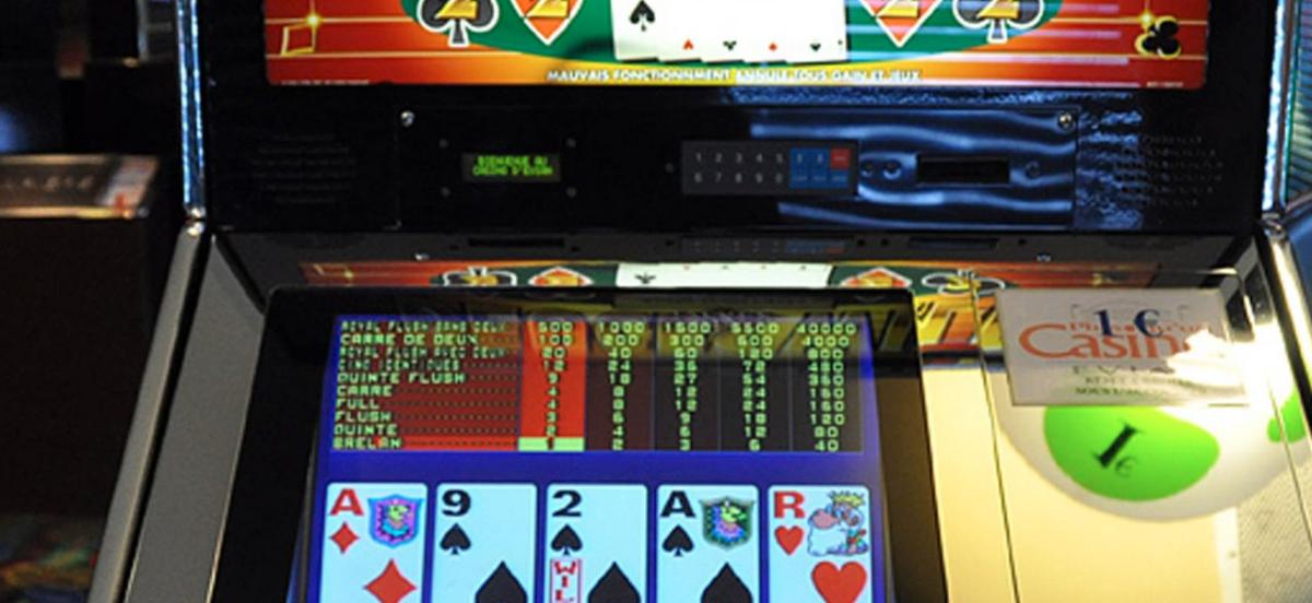 vídeo poker deuces wild